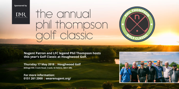 Join Phil at the Annual Golf Classic