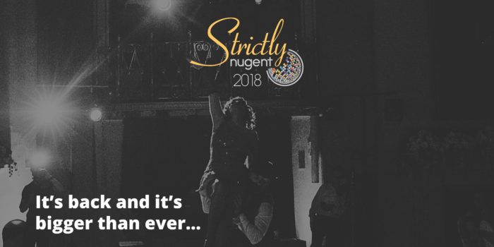 Take part in Strictly Nugent 2018!