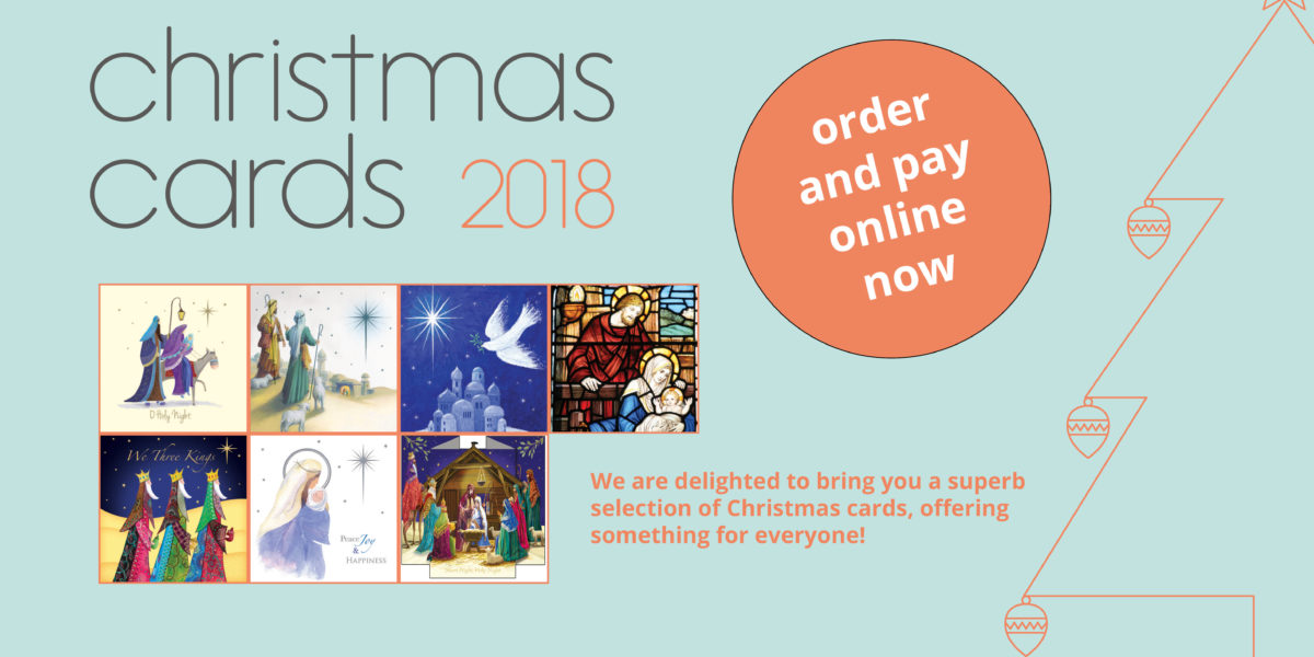 Order your 2018 Nugent Christmas Cards online.
