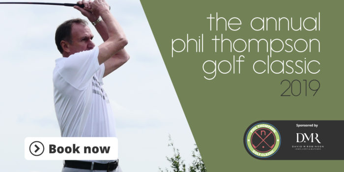Join us for the Phil Thompson Golf Classic