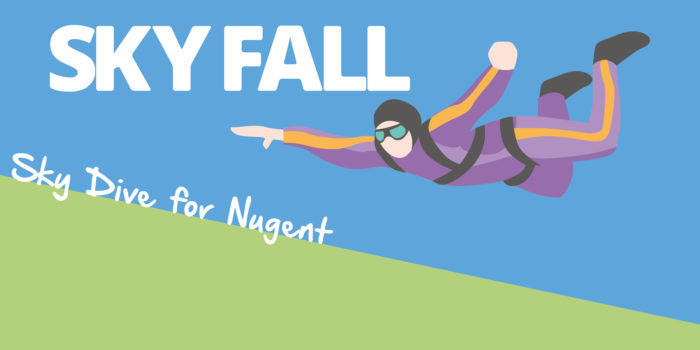 Skydive for Nugent