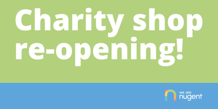 Our Charity is reopening!