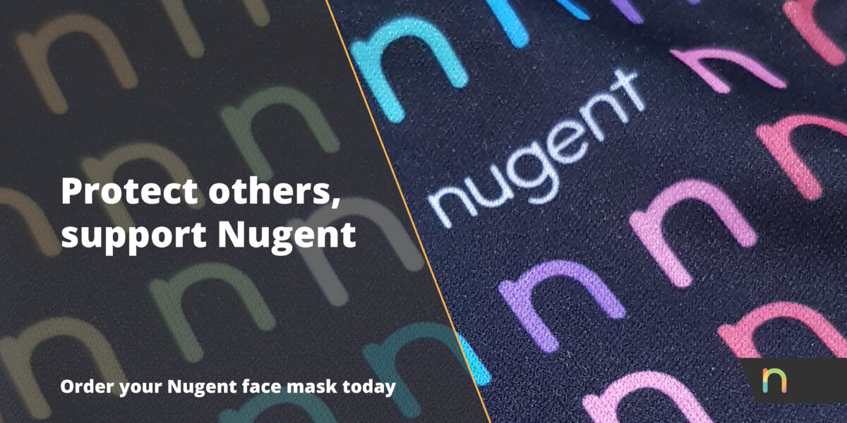 Get your Nugent face mask today!